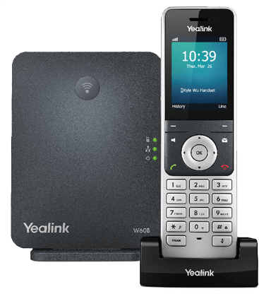 Yealink W60 is a fantastic phone.